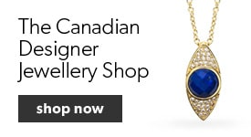 The Canadian Designer Jewellery shop features jewellery designers from across the country. Shop necklaces, bracelets, rings and earrings. Free shipping on orders over $25.