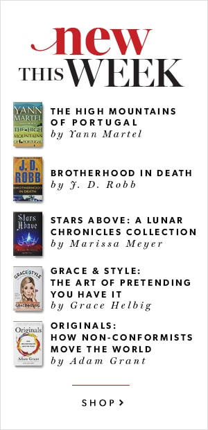 shop books - new this week
