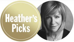 Heather's Fall Picks
