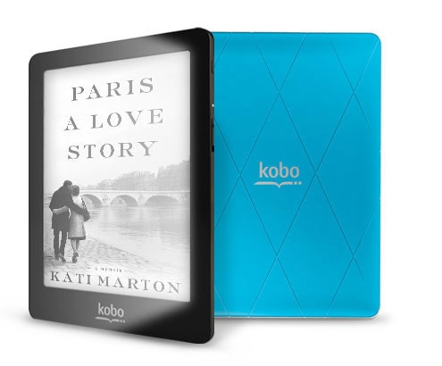 The Kobo Glo. Read comfortably, day or night.