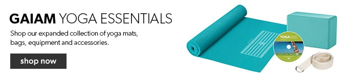 Gaiam Yoga Essentials