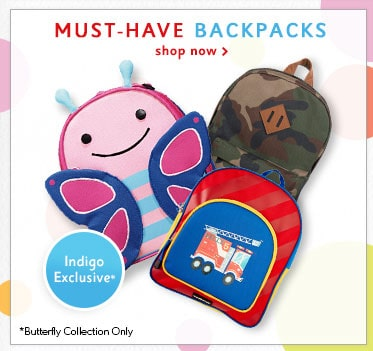Shop must-have backpacks in September Ready for Kids