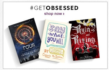 shop the hottest books for teens in September Ready
