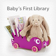 shop Baby's First Library