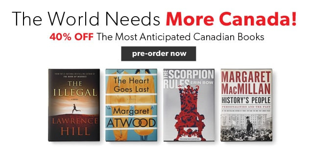 Most Anticipated Canadian Books