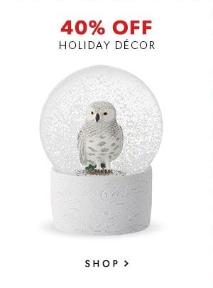 Black Friday 2015: shop holiday décor at 40% off