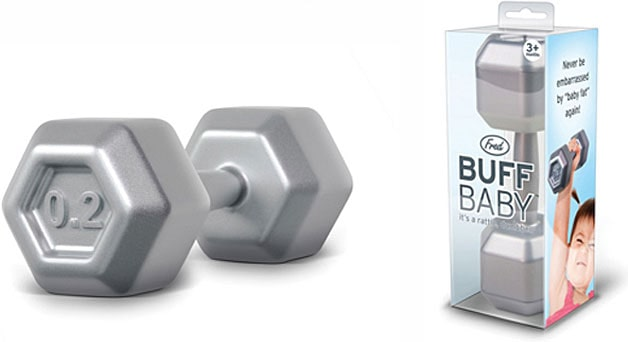 notice of recall: Buff Baby Rattle