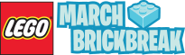 LEGO March Brick Break