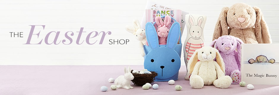 The Easter Shop. Perfect gifts, beautiful tableware & sweet treats.