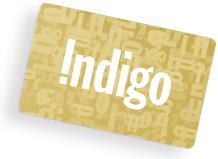 Indigo Gift Cards - Gifting made easy