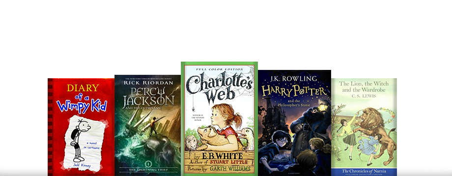 12 Books to Read Before You're 12