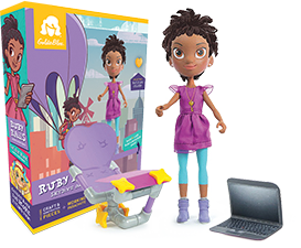 GoldieBlox Ruby Rails