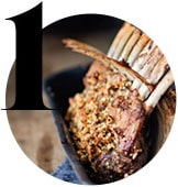 rack of lamb - Simply Nigela