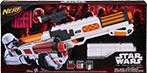 Star Wars Episode VII: First Order Stormtrooper White II Deluxe Blaster