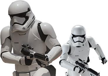 Two Storm Troopers