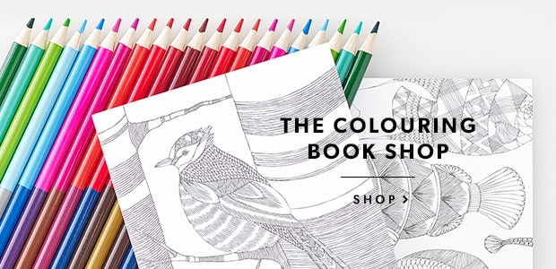 Colouring Book Shop