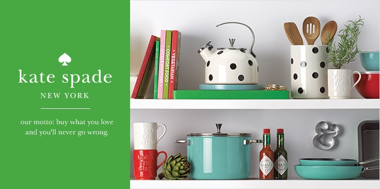 Shop Kate Spade New York. Our collection of beautiful gifts will lend sparkle to any occasion.