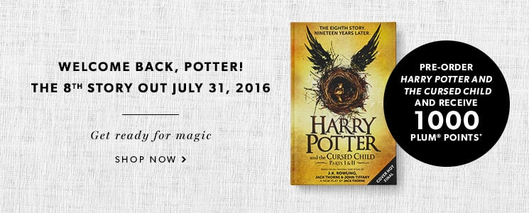 Pre-order Harry Potter and the Cursed Child now!