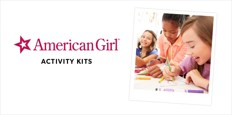 American Girl Activity Kits