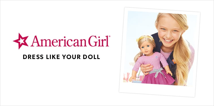 American Girl Dress Like Your Doll