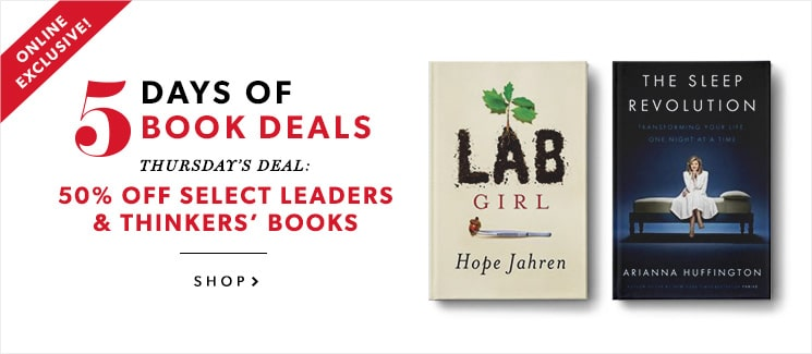 5 Days of Book Deals