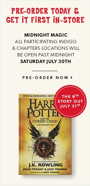 Harry Potter July 31, 2016 Pre-order Now plus free shipping
