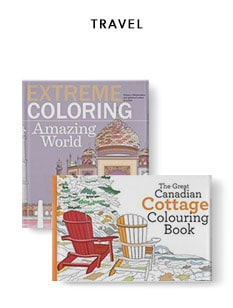 shop colouring books on travel