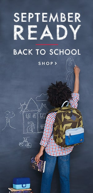 Back to School Shop