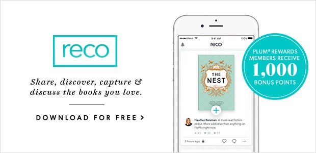 New Reco Book App