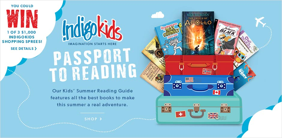 Our Kids' Summer Reading Guide features all the best books to make this summer a real adventure.