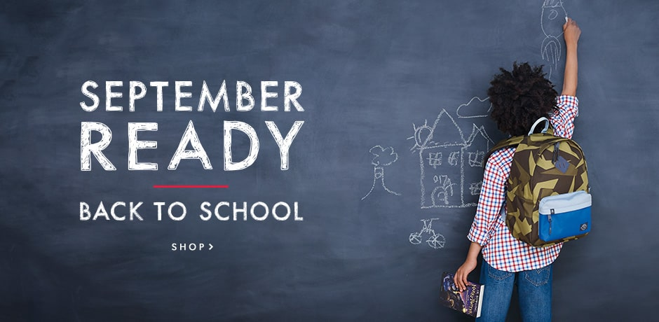 Back to School - September Ready