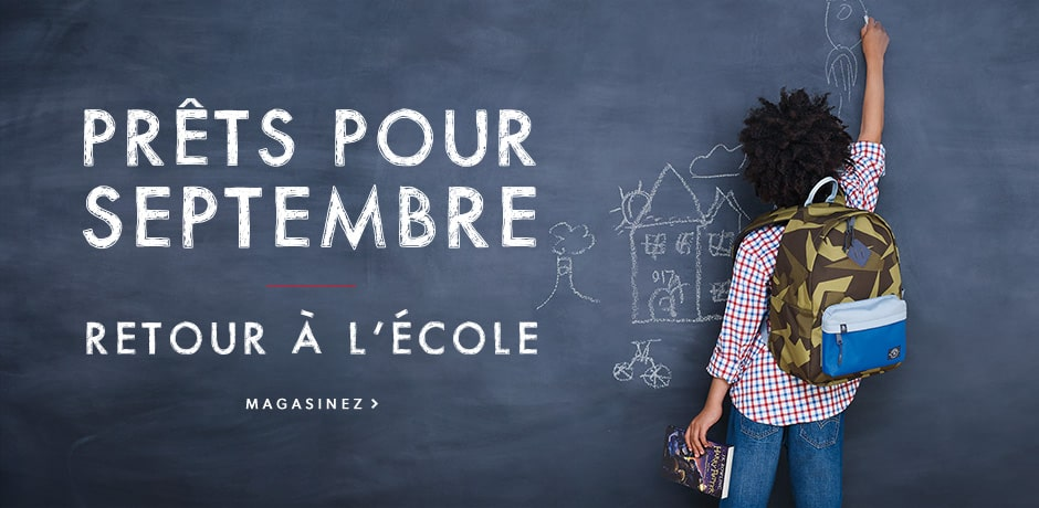 Rentree des classes - magasinez