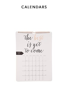 Shop Wall Calendars and Desk Calendars