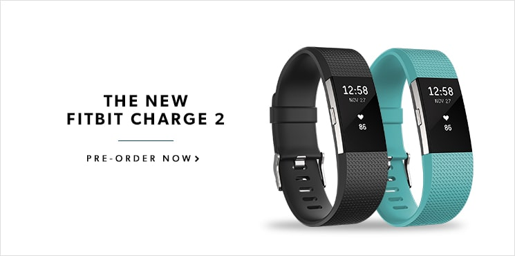 Fitbit Charge 2 Pre-Order