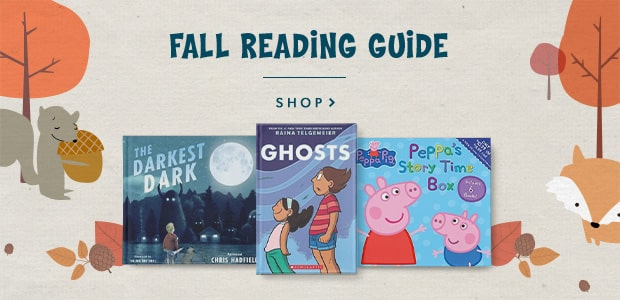 Kids' Fall Reading Guide || Check out our recommendations for kids of all ages!