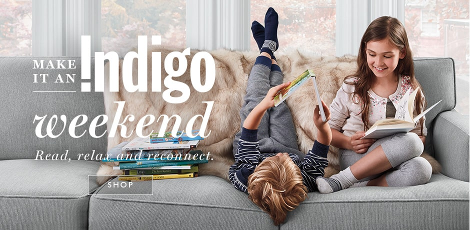 Make It An Indigo Weekend