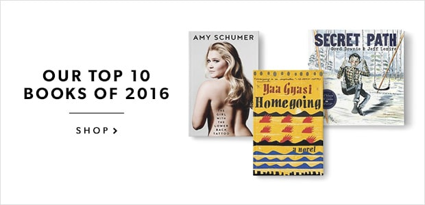 Top 10 Books Of 2016