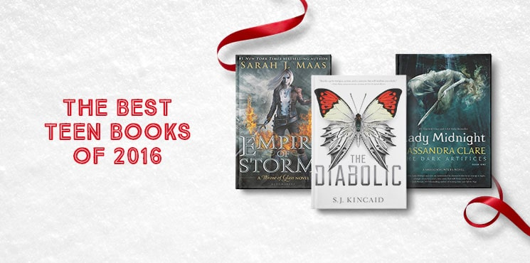 Get this year's best teen and young adult books of 2016 at Indigo.ca and get free shipping on orders over $25!