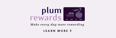 plum rewards members save up to 5% more on books online and collect plum points on virtually everything in-store to redeem for instant savings. Not a member? Join now for free.