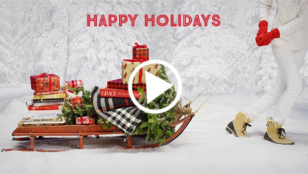 Play a video about Holiday Gifts.