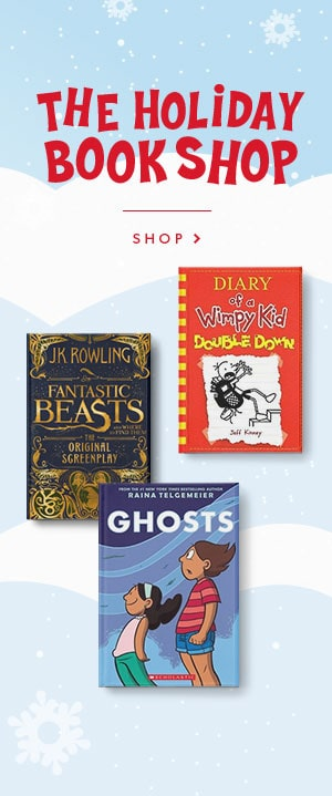 Holiday Book Shop. Shop now!