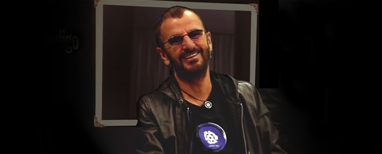 In Conversation with Ringo Starr