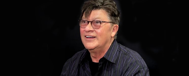 In Conversation with Robbie Robertson