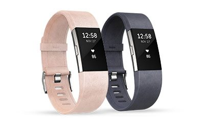Fitbit Charge 2 bands in several styles