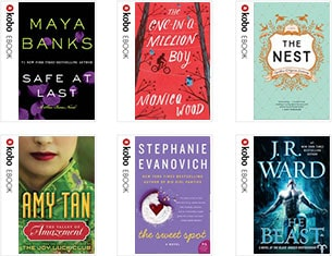 shop eBooks for your Kobo