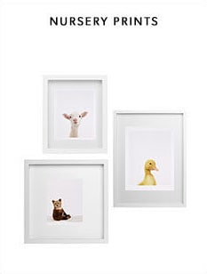 Shop prints for the nursery