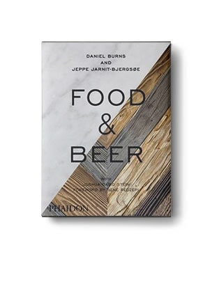Food & Beer book by Daniel Burns and Jeppe Jarnit-Bjergsoe