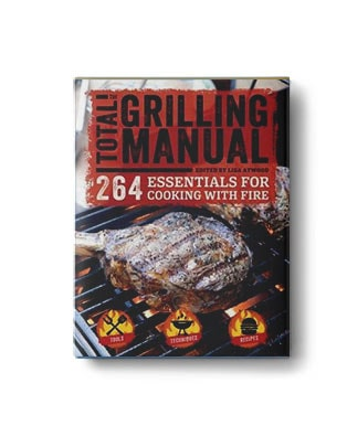 Total Grilling Manual. Book by Lisa Atwood