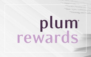 Plum Rewards logo