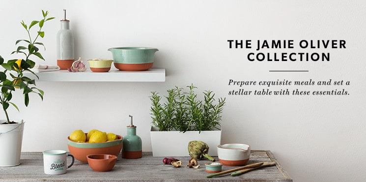 Jamie Oliver  sc 1 st  Chapters Indigo & Jamie Oliver: Dinnerware Serveware Table Linens | chapters.indigo.ca